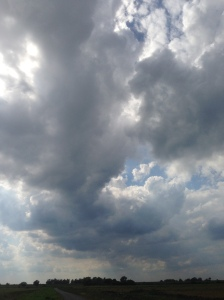 Cloudy Walk